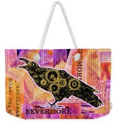Quoth The Raven Weekender Tote Bag