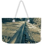 Rail Away  Weekender Tote Bag