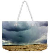Rain Down On Parched Fields  Weekender Tote Bag