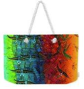 Rainbow Weekender Tote Bag