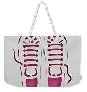 Ready Weekender Tote Bag by Phyllis Howard