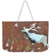 Really Rustic Weekender Tote Bag by Jamart Photography