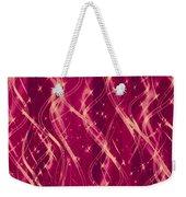 Red Berry Twist Weekender Tote Bag