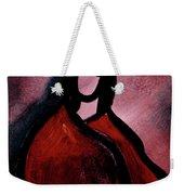 Red Blanket Weekender Tote Bag