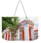 Red House Weekender Tote Bag