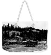 Red Lion Ghost Town Montana Weekender Tote Bag