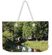 Reflections Of Bridgewater Canal - 1 Weekender Tote Bag