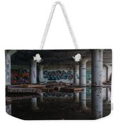 Reflections Of Decay Weekender Tote Bag