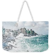 Refresh Me Weekender Tote Bag