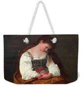 Repentant Mary Magdalene Weekender Tote Bag