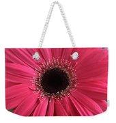 Rhapsody In Pink - Gerbera Daisy Weekender Tote Bag