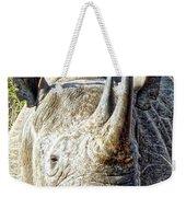 Rhino Zen Weekender Tote Bag