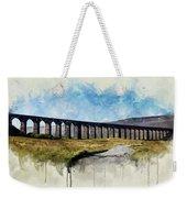Ribblehead Viaduct Weekender Tote Bag