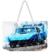 Richard Petty Superbird Weekender Tote Bag