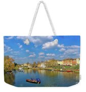 Richmond Upon Thames - Panorama Weekender Tote Bag