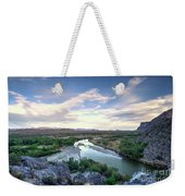 Rio Grand River Weekender Tote Bag