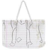 Rite Of Spring Lined 7b Weekender Tote Bag
