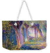 River Epte Giverny 1910  Weekender Tote Bag