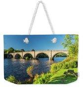 River Tay, Dunkeld, Perthshire Weekender Tote Bag