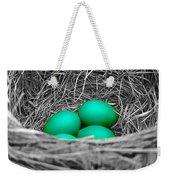 Robin's Nest Selective Weekender Tote Bag