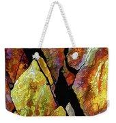Rock Art 17 Weekender Tote Bag