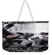 Rock Bridge Weekender Tote Bag