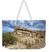 Rock House Weekender Tote Bag