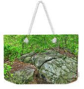 Rock On Green's Hill Weekender Tote Bag