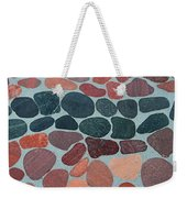 Rocks Sawed And Polished Weekender Tote Bag