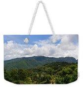 Rolling Hills, Open Sky Weekender Tote Bag