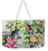 Rose Bundles Weekender Tote Bag