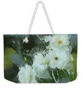 Rose Harmony Weekender Tote Bag