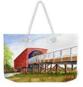 Roseman Bridge Weekender Tote Bag by Rich Stedman