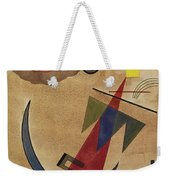 Rot In Spitzform, 1925 Weekender Tote Bag