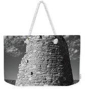 Round Tower Weekender Tote Bag