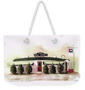 Royal Diner Weekender Tote Bag