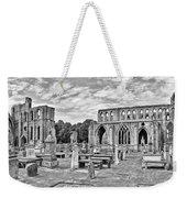 Ruins Of A Cathedral, Elgin Cathedral Weekender Tote Bag