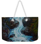 Rushing To The Sea Weekender Tote Bag