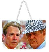 Saban And Bear Weekender Tote Bag
