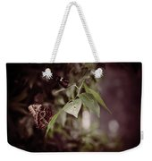 Safety Weekender Tote Bag by Michelle Wermuth
