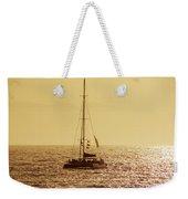 Sailing In The Sunlight Weekender Tote Bag