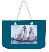 Sailing With Pride Weekender Tote Bag