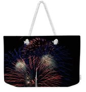 Saint Louis Missouri 4th July 2018 Weekender Tote Bag