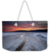 Salt Creek Flats Weekender Tote Bag