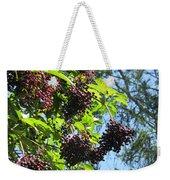 Sambucus Elderberry Sureau Weekender Tote Bag