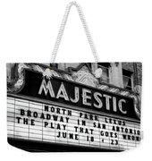 San Antonio Majestic Theatre Weekender Tote Bag