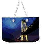 San Francisco Bridge Weekender Tote Bag by ISAW Company
