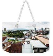 San Jose Costa Rica Weekender Tote Bag