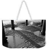 Sand Shadows Weekender Tote Bag