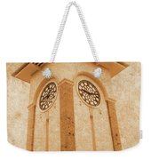 Sandgate Town Hall Weekender Tote Bag